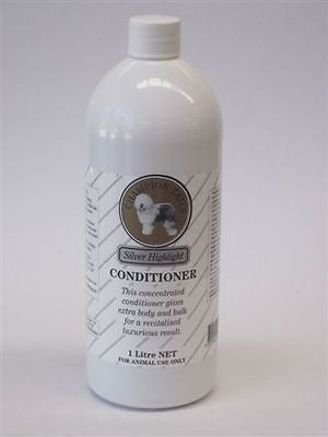 CHAMPION TAILS SILVER HIGHLIGHT CONDITIONER 500ML