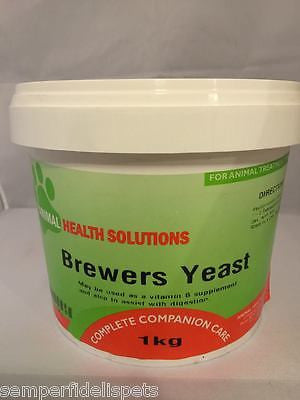 Brewer's Yeast for Horses 1KG