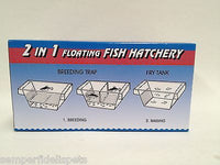 Fish Hatchery 2 in 1 Floating