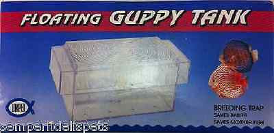 Floating Guppy Fry Baby Fish Tank Hatchery for Aquariums