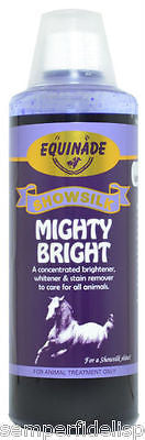 Equinade MIGHTY BRIGHT Stain remover for horses 500ml