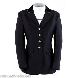 Dublin Ashby Ladies Riding Jacket Black or Navy RRP $179