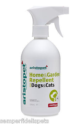 Aristopet Home & Garden Repellent for Dogs and Cats Spray 500ml