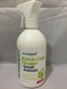 Aristopet Small Animal Hutch Cleaner Spray 250ml