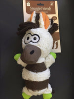Allpet Snuggle Friends Donkey Squeaky Dog Toy