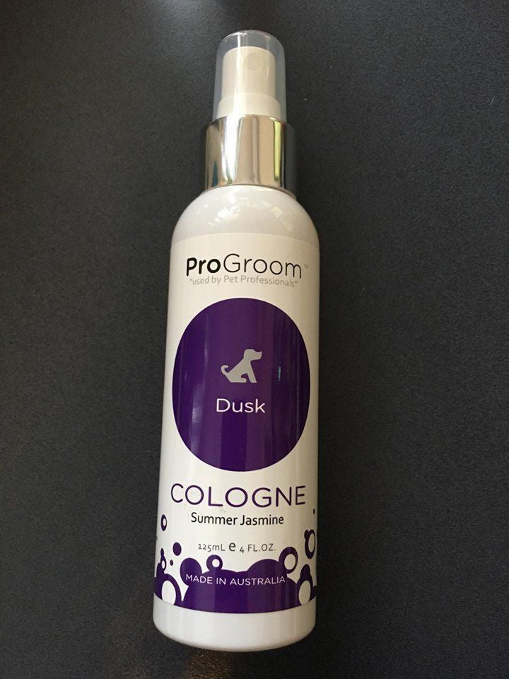 ProGroom Dusk Cologne Summer Jasmine 125ml for Dogs