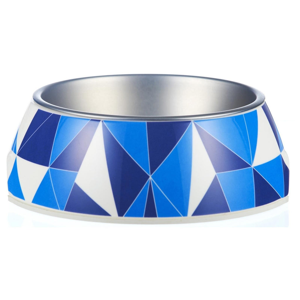 Gummi Pet Federation Bowl Blue for Dogs & Cats