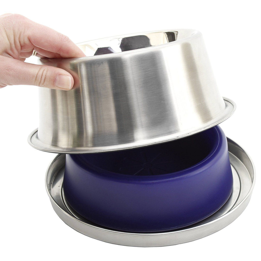 FrostyBowlz Chilled Pet Bowl for All Pets