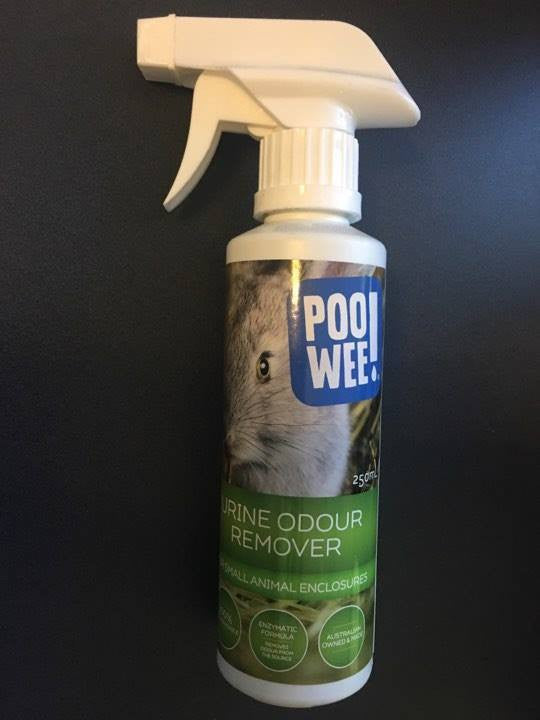 Poo Wee! Urine Odour Remover for Small Animal Enclosures 250ml