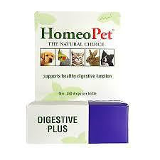 HomeoPet Digestive Plus Drops for Pets 15ml/30g