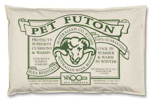 Snooza Futon Replacement Cover Natural/Cream