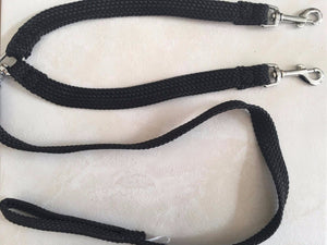 Allpet Nylon Coupling V Dog Lead 135cm