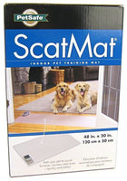 PetSafe ScatMat Indoor Pet Training Mat 48x20