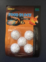 Sanyu Food Block for Weekend (One Block lasts 3 days) Pack of 5