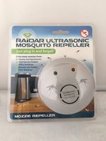 Raidar Ultrasonic Mosquito Repeller