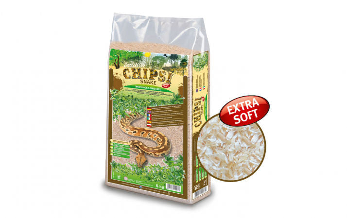 Chipsi Snake 5kg Terrarium Litter for Snakes - PICK UP ONLY