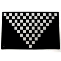 Roma Show Checkers Squares/Triangle