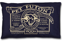 Snooza Futon Replacement Cover Blue