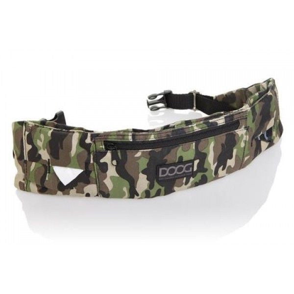 DOOG Walkie Belt - Camo for Dog Walking