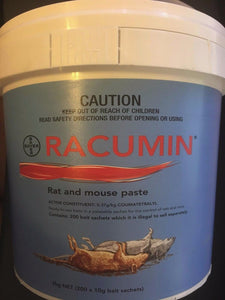 Bayer Racumin Paste 2kg