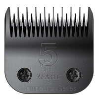 Wahl Ultimate #5 Skip Blade 6mm Coarse (Black)