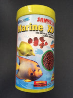 Sanyu Marine XP Natural Fish Food & Colour Enhancer 150g