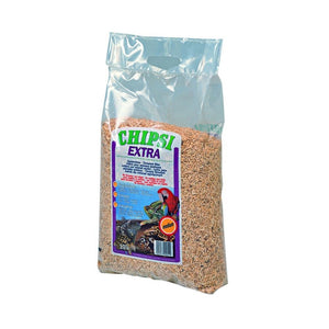 Chipsi Extra Medium 2.8kg Bedding Substrate for Large Birds, Reptiles & Snakes