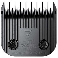 Wahl Ultimate #7 Skip Blade 4mm (Black)