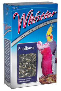 Whistler Avian Science Sunflower 1kg for Birds
