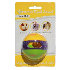 Premier Small Animal Treat Ball for Guinea Pigs, Rabbits & Mice