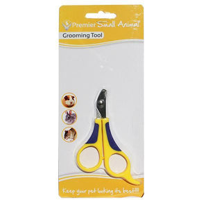 Premier Small Animal Claw Scissors for Guinea Pigs, Rabbits & Mice
