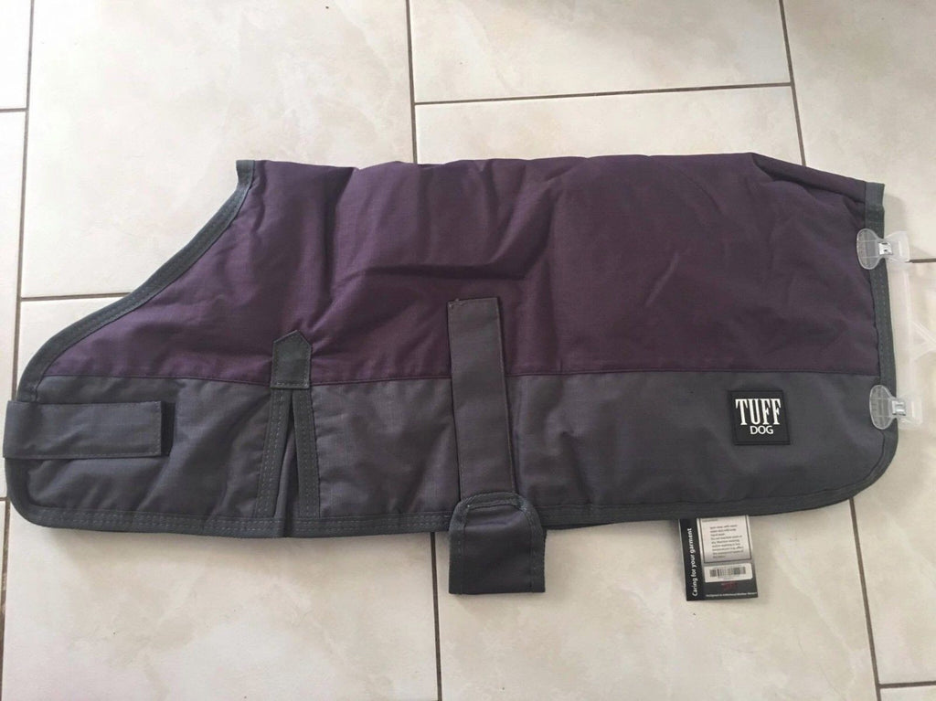 Tuff Dog Rug 600D Purple/Grey 100% Waterproof