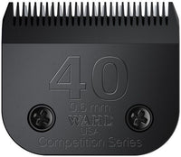 Wahl Ultimate Blade Set #40 0.6mm (Black)
