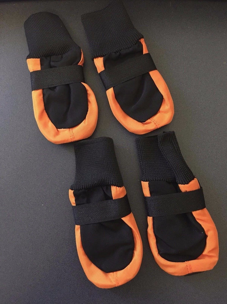 Canine Care Dog Boots - #1 Orange