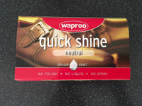 Waproo Quick Shine Block Neutral