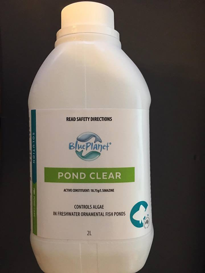 Blue Planet Pond Clear 2L