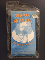 Nylon Muzzle Size 6 for Dogs (Boxers, suitable for dogs with short noses)