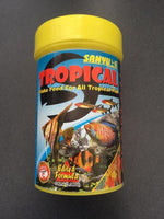 Sanyu Tropical Flake Food for All Tropical Fish 25g/100ml