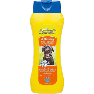 Furminator DeShedding Ultra Premium Conditioner 473ml for Dogs & Cats