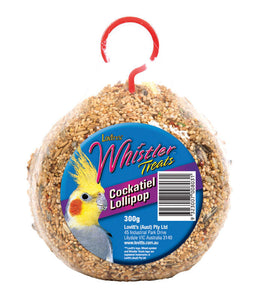 Whistler Lollipops for Birds 300-320g Single