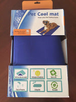 iPetz Pet Cool Mat Extra Large 93x78cm