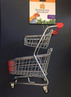 Shopping Cart Trolley Bird Toy