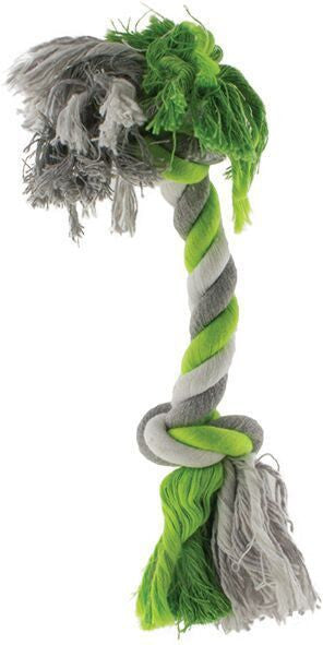 Green Rope 23cm Dog Toy