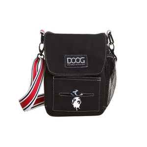 DOOG Walkie Bag - Black for Dog Walking