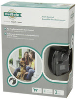 PetSafe Bark Control Big Dog Collar Rechargeable PBC17-13465
