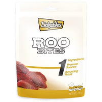 Lickables 1 Roo Bites 100g Dog Treats