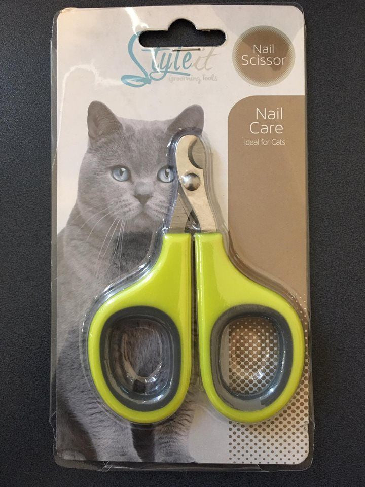 Style It Nail Scissors for Cats