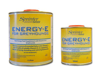 Sprinter Gold Energy E Oil 2L for Greyhounds