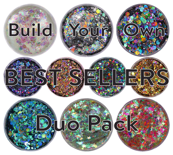 Build-Your-Own Duo Pack - Best Sellers - Small (19g)