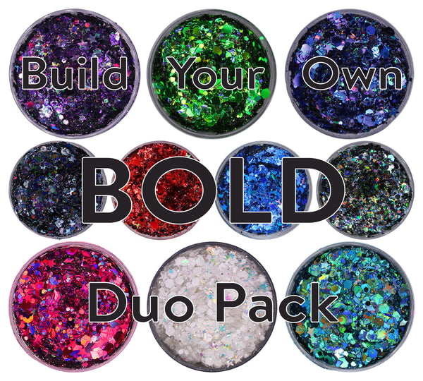 Build-Your-Own Duo Pack - Bold - Small (15g)